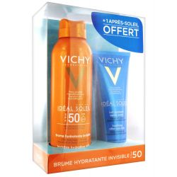 Vichy offre brume 50 200ml+apr sol