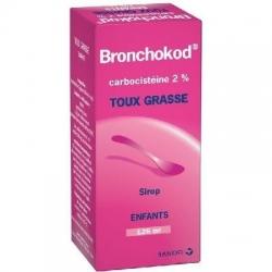 Bronchokod enfants 2% sirop 125ml