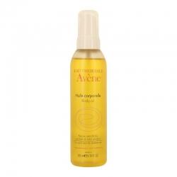 Avène huile corporelle peaux sensibles & sèches 200ml