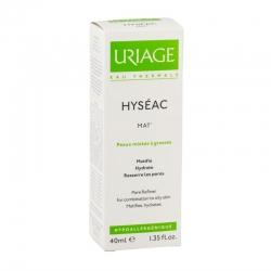 Uriage hyséac mat peaux mixtes à grasses 40ml