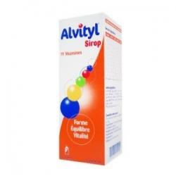 Urgo alvityl sirop 11 vitamines 150ml