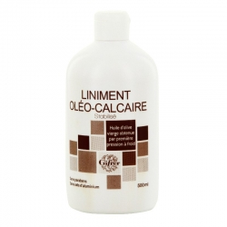 Gifrer liniment oléo calcaire 500ml