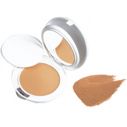 Avène couvrance crème de teint compacte oil-free 04 miel 9.5g
