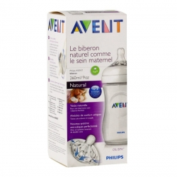 Avent natural 260ml
