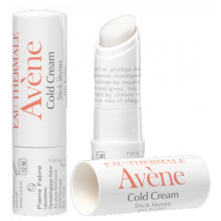 Avène cold cream stick lèvres 4g x2