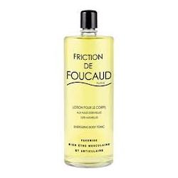 Foucaud friction lotion énergique 500ml
