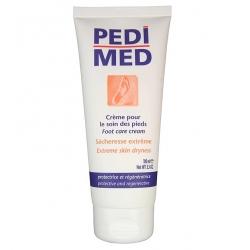 Pedimed crème pour le soin des pieds secheresse extrême 100ml