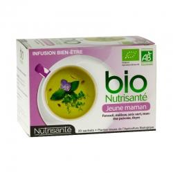 Nutrisante infusion bio jeunes mamans 20 sachets
