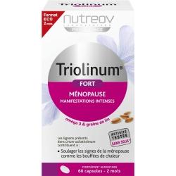 Nutréov triolinum fort 60 capsules