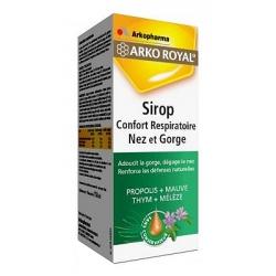 Arkopharma arko royal sirop confort respiratoire 150ml